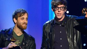 The Black Keys sont repartis avec trois récompenses : chanson rock, album rock et inteprétation rock.
