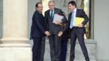 Sondages : Hollande, Ayrault et Valls dégringolent