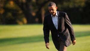 Barack Obama, le 2 novembre 2010
