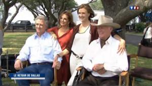 Dallas fait son grand retour à la télévision américaine