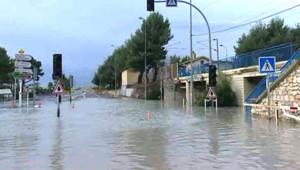Inondations dans les Alpes-Maritimes (26 décembre 2008)