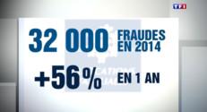 Le 20 heures du 1 juin 2015 : Face à la fraude aux allocations familiales, les contrôleurs sont plus efficaces - 754