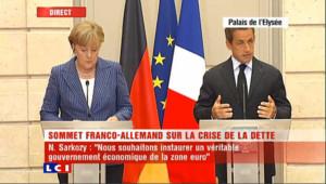 """Sarkozy: la règle d'or, """"chacun doit décider en son âme et conscience"""""""