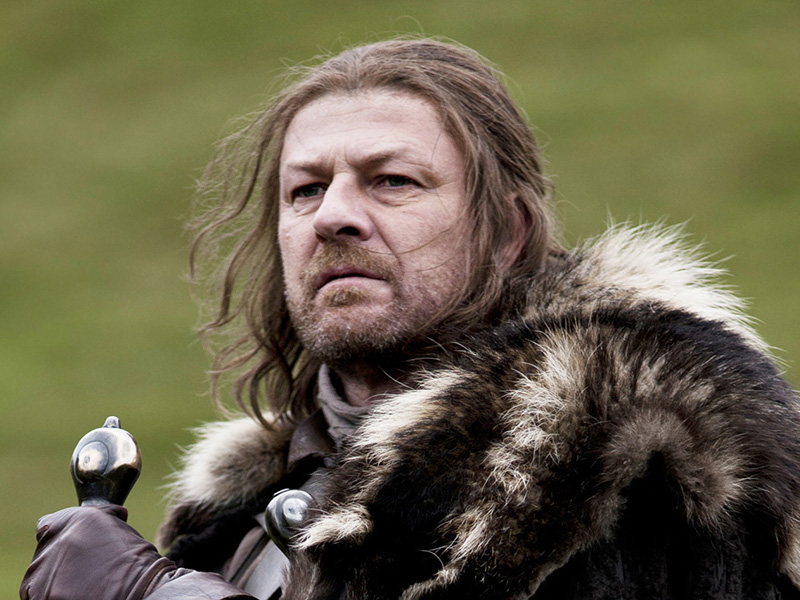 Eddard Stark - Le Trône de Fer