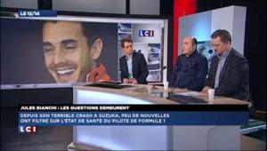 """""""Le rapport de la FIA ne changera pas grand-chose pour Bianchi"""", selon Philippe Streiff"""