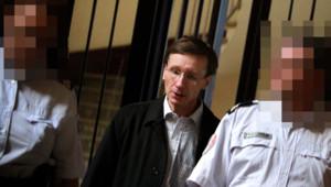 """Thierry Tilly lors du procès des """"reclus de Monflanquin"""" (novembre 2012)"""