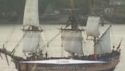 Le trois-mâts du légendaire explorateur britannique James Cook retrouvé 240 ans après avoir coulé ? (04/05)