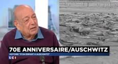Survivant, Maurice Cling raconte le processus de déshumanisation à Auschwitz
