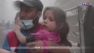 Syrie : les hôpitaux d'Alep dans le viseur des forces d'Assad