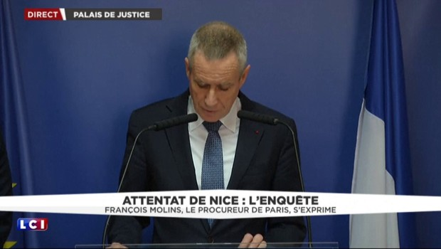 """Attentat de Nice : """"Lahouaiej-Bouhlel semble avoir mûri son projet criminel depuis plusieurs mois"""""""