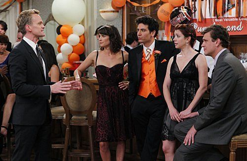 How I Met Your Mother - Saison 7. Série créée par Carter Bays, Craig Thomas en 2005. Avec : Josh Radnor, Jason Segel, Alyson Hannigan et Neil Patrick Harris