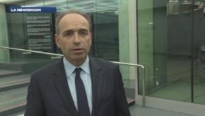 Jean-François Copé, réaction au chiffre du chômage 2013 le 27/01/2014