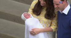 Le 13 heures du 4 mai 2015 : Royal Baby 2 : le prénom bientôt révélé, les Britanniques impatients - 223.56