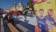 Le 13 heures du 5 septembre 2015 : Basket: les Bleus débutent leur Euro - 904