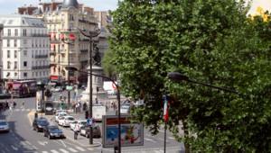 Le cabinet de la psychothérapeute est situé à quelques pas de la place de Clichy, dans le 17ème arrondissement de Paris.