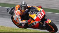 MotoGP 2015 - essais Sepang - Marc Marquez