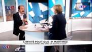 """Philippe Martinez : """"Pas de duel avec Manuel Valls"""""""