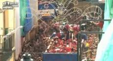 150 tonnes de tomates pour une bataille de nourriture géante