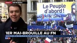 """1er mai du FN : """"On ne sait pas ce que Jean-Marie Le Pen peut dire"""""""