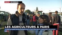 """Agriculteurs : """"Si les réponses du gouvernement ne sont pas satisfaisantes, on reste ou on reviendra"""""""