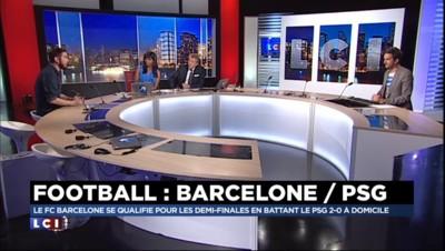 """Barça-PSG (2-0) : moqueurs, les internautes lancent une """"alerte enlèvement"""""""