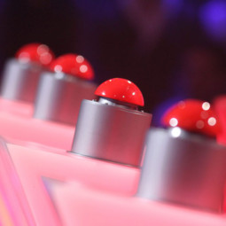 Bouton rouge The Voice