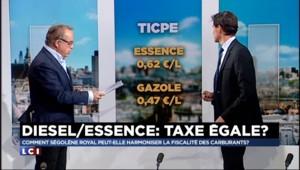 Diesel/essence : vers une harmonisation des taxes