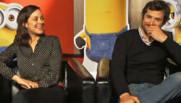 Marion Cotillard et Guillaume Canet dans 50 min Inside