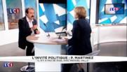 """Philippe Martinez : """"Valls n'incarne pas une politique tournée vers les salariés"""""""