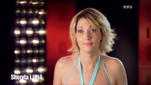 Splash ! Sheryfa Luna: &quot; Je ne sais pas plonger sans boucher mon nez &quot; 
