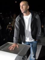 Zinedine Zidane pour adidas