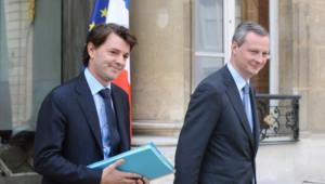 bruno le maire-françois baroin ministres fillon matignon