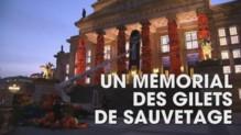 Gilets Migrants Berlin