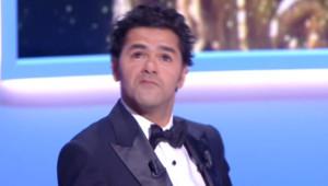 Jamel Debbouze, Président de la cérémonie des César en 2013.
