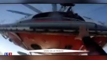 Les gardes-côtes turcs diffusent la vidéo du sauvetage d'un réfugié syrien