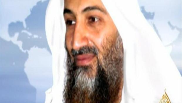 Photo d'Oussama ben Laden diffusée le 27 octobre 2010 sur Al-Jazira en même temps qu'un message concernant la France