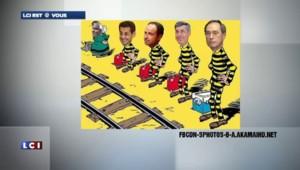 """Sarkozy """"Joe Dalton"""" : Debbouze critiqué sur Twitter"""
