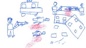 syrien dessin 1