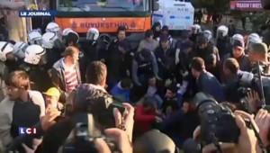 Turquie : heurts entre police et manifestants du 1er Mai à Istanbul