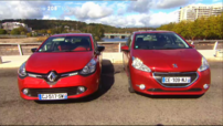 Duel Automoto Renault Clio Peugeot 208