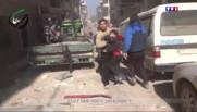 Intensification des bombardements russes : les syriens, principales victimes