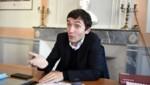 Julien Sanchez, le maire FN de Beaucaire.
