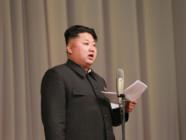 Kim Jong-un, le 25/4/2014