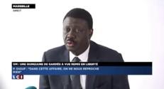 """Pape Diouf : """"On ne me reproche rien"""""""