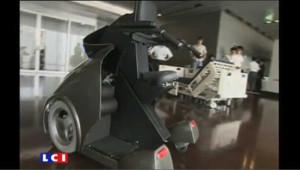 Un fauteuil roulant révolutionnaire