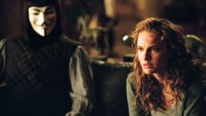 une image du film v pour vendetta