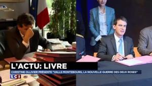 """Valls et Montebourg """"se sont construits de la même façon"""""""