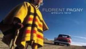 Visuel de l'album de Florent Pagny Ailleurs Land