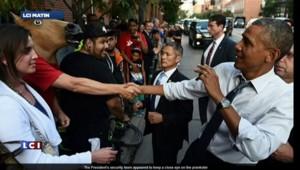 Barack Obama : un président décidément très très cool