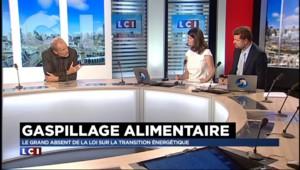 """Gaspillage alimentaire : """"Des millions de repas à récupérer"""" explique Olivier Berthe"""